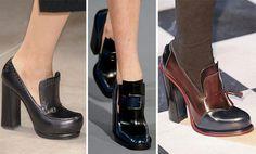Новые тренды туфли