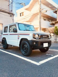 Suzuki Jimny, Diesel Trucks, Land Cruiser, Case Study, Cars And Motorcycles, Offroad, Vintage Cars, Motors, Samurai