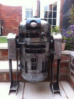 Smarty: ¿Es una estufa o un R2 D2 Steampunk?