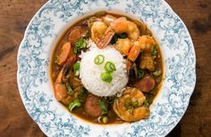 """It's Mardi Gras season, time for gumbo! If you question anybody from Louisiana or the Mississippi Sound about making gumbo, the first thing they will tell you is about making the roux. My college roommate (from Metairie), my brother's girlfriend (Biloxi), and my parent's neighbor of 35 years (New Orleans), have pretty much all told me the same thing, """"My mother used to take out an old penny and sit it next to the pot. 'You're done when the roux is the color of this penny.'"""" Now, these women…"""