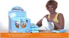 Гигиенические рукавицы Aqua Shampoo для волос