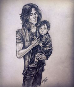 """Sirius raising Harry is my favorite AU. """"Of COURSE you can strap a car seat to a motorcycle, Remus; like hell am I driving a minivan."""" By Muirin007: Professional nerd"""