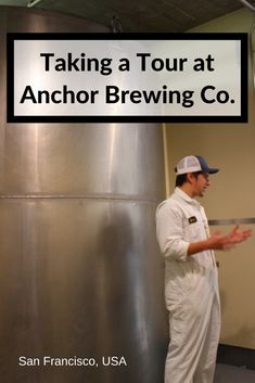 Any beer lover visiting San Francisco, USA will want to take a beer tour around Anchor Brewing Company. Great to learn about the history and even includes beer tastings