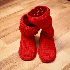 CROCHET PATTERN: Mamachee Boots (Baby - Child Sizes) Cable instructions included.. $5.50, via Etsy.