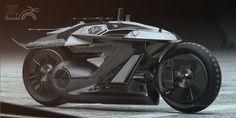 Concept Motorcycles, Futuristic Cars, Super Bikes, Bike Design, Automotive Design, Concept Cars, Luigi, Ninja, Behance