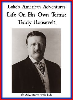 When Teddy Roosevelt was a young boy, doctors discovered that he had a weak heart and advised him to accept a quiet life. However, his determination to live life on his own terms and his energetic vision helped to bring the nation into the 20th century.