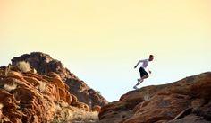 Entrenar por la montaña