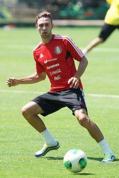 Miguel Layún (defensa)- Seleccionado para la Copa Oro