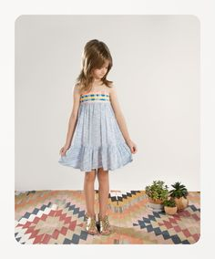 Canyon Brocade Sundress from Anthem of Ants