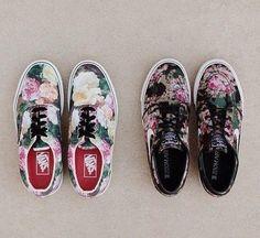 Vans Supreme & Nike Janoski Floral