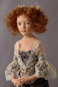 Art doll - Heloise