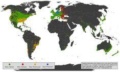 The World ChristianityMaps