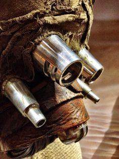 Tusken Raider costume from Star Wars.
