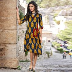 3ef4e7254cf7 26 Best indo western kurti images   Indian fashion, Indian outfits ...