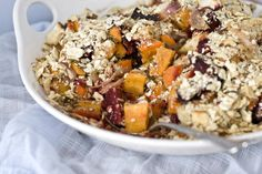 A healthy vegetable casserole fit for Passover