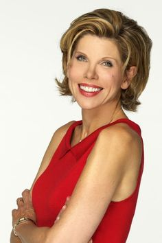Christine Baranski - I've loved this woman since she first starred on tv as Cybil Shepherd's sidekick.