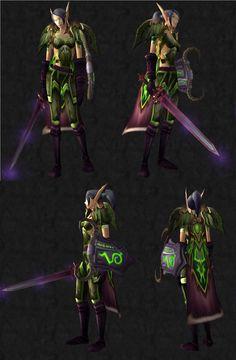 Male Blood Elf Paladin by Mamao World of Warcraft
