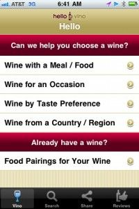 Hello Vino is an app that will guide you through the ever-confusing wine world.