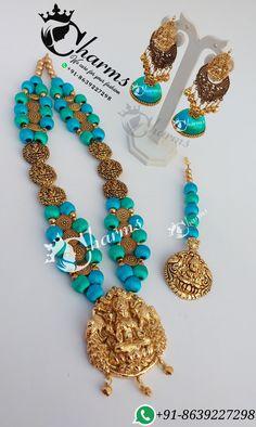 Silk Thread Bangles Design, Silk Thread Necklace, Thread Jewellery, Diy Jewellery, Coin Necklace, Jewellery Making, Jewelry Crafts, Handmade Jewelry, Jewelry Design