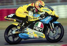 MotoGP - Vídeo: O primeiro pódio da carreira de Rossi na Áustria em 1996