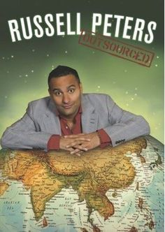 Russell Peters: Outsourced (2006)…