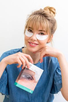 VII O2M Overnight Eye Mask | A La Gray   your eye care solution for puffiness, dark circles, aging, fine lines and wrinkles