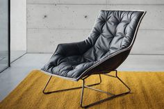 Unique MASERATI by Zanotta lounge chair recommended by WorldGuide - Home Sweet Home - Products & Gifts
