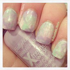My Sera Wrap Nails !