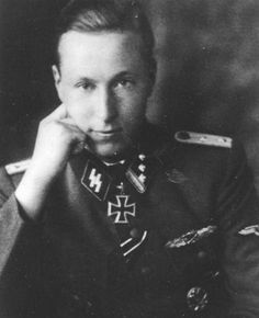 SS-Hauptsturmführer Joachim Boosfeld was awarded the Knight's Cross on 21 February 1945 as commander of 4./SS-Kavallerie-Regiment 16 of the Florian Geyer Division for his heroism in the heavy defensive fighting in Budapest and his actions in fighting his way back to German lines. Boosfeld led his men along with some other troops safely out of the city and reached German position west of Budapest on 14 February 1945.