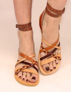 d822965f0d84 TRINITY II gladiator sandals  braided sandals  summer