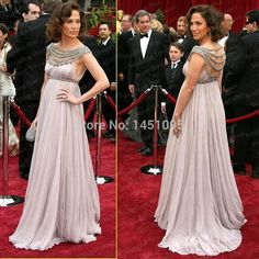 Find More Prom Dresses Information about Elegant Scoop Beaded A Line Plus Size Rhinestones Chiffon Formal Red Carpet Prom Dresses 2015 evening dresses for pregnant women,High Quality dresses black,China dress asymmetrical Suppliers, Cheap dresses for special occasions from Brightest Star Wedding Dresses on Aliexpress.com