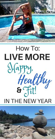 Jumpstart your New Years Resolutions with key tips to master a healthy lifestyle. These health and wellness habits and routine are the  perfect motivations for beginners. Use food, & fitness, & happiness as natural remedies to conquer your health and wellness! #health #fitness #healthylife #newyearsresolutions