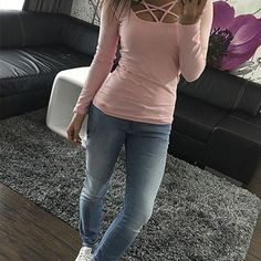 >> Click to Buy << 2016 Autumn T Shirt Women Long Sleeve Slim Fit Fashion Ladies Top Hollow Out Tops Tee Solid jeaz #Affiliate