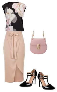 """""""Spring in the air"""" by nataliya-mostriansky on Polyvore featuring Ted Baker, River Island and Journee Collection"""