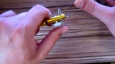 Распаковка устройства для завязывания крючков. Крючковяз.