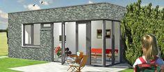 VILLA 8x8 is ontworpen met het idee om op een zo klein mogelijk oppervlak een zeer comfortabel huis te maken. De netto vloeroppervlakte van de woning bedraagt 56m2 (bruto inclusief buitenberging 69m2). De bruto inhoud is 217m2. Als uitgangspunt voor de basiswoning is een kavel in het Homeruskwartier oost in Almere genomen, 'ik bouw in mijn tuin'.