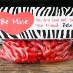 Here are a few more free printables for you that are made to match the Valentine's Day packages of Mike & Ike, Hot Tamales and Peeps Valentine's Chicks. Head here to download them.  Related PostsFree Valentine's Day Printable Treat Bag ToppersQuick And Easy Valentine Day Treat Bags With Free Printable Bag ToppersMore Ways To Use […]