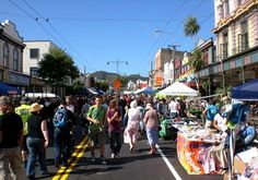 Newtown Fair, Wellington, New Zealand