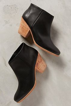 Rachel Comey Mars #Booties #classic #black #boots #fall @rachelcomey #anthrofave