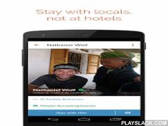 Couchsurfing Travel App  Android App - playslack.com ,  You have friends all over the world, you just haven't met them yet. Couchsurfing is a global community of over 10 million travel enthusiasts in 200,000 cities.Find hosts anywhere in the world* Stay with locals instead of staying at hotels or hostelsNever travel alone * Meet other travelers and locals at Couchsurfing eventsHost travelers * Meet travelers in your cityAnd More ... * Manage your requests and private messages* Get instant…