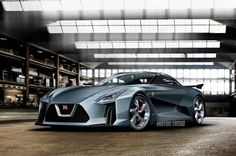 Nissan's Next GT-R: Motor Trend