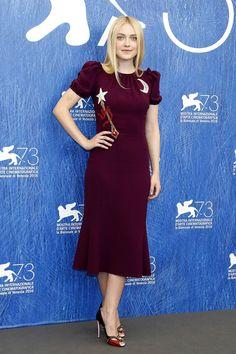 Venice Film Festival 2016: Red Carpet Dresses & Celebrity Photos | British…