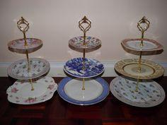 034.JPG 1600×1200 pixels & Vintage Tea Cup u0026 Saucer Tiered Stands - High Tea for Alice :: Etsy ...