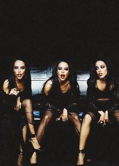 "Aaliyah..""We need a resolution"" video. Love the styling here!! #Aaliyah"