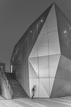 West Street Number 1 / 6A2 Studio, Architectural Design & Research Institute of Tsinghua University.