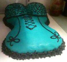 Bachelorette party cake:)