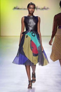 Marianne Fassler Mercedes Benz Fashion Week Cape Town