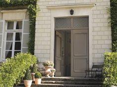 porte d'entrée maison | La porte d' entrée joue un rôle important dans l'habitat. Bien ...