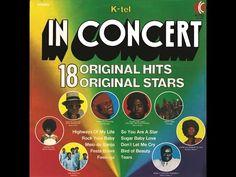 In Concert - 18 Original Hits - 1975 - Vinil - Lado 1 - K-TEL - YouTube