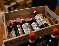 Weinwerk Wine Rack, Places, Decor, Potsdam, Wine, Decoration, Wine Racks, Decorating, Lugares